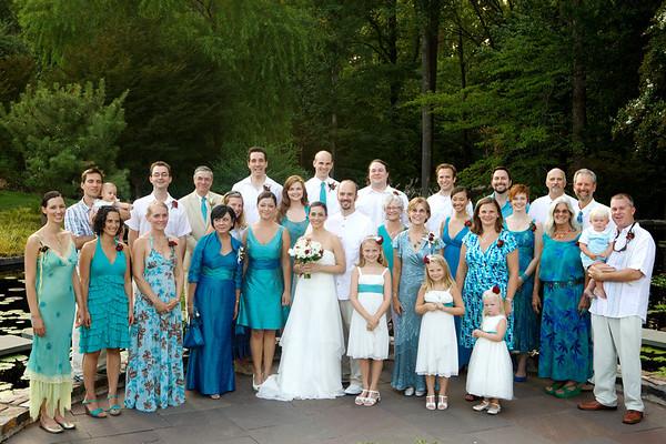 Wedding - Alex and Olynda